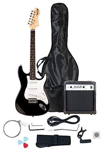 Stage Rocker SR304100 Electric Guitar Starter Kit by Stage Rocker