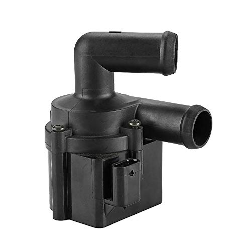 Semoic New Universal Auxiliary Electric Water Coolant Pump 0392020034 Universal Auxiliary Additional Electric Pump for Car 12 Volt