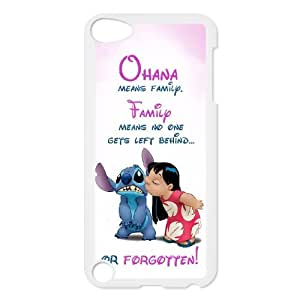 JamesBagg Phone case Cute Stitch series protective case cover FOR Ipod Touch 5 LS-LILO94017