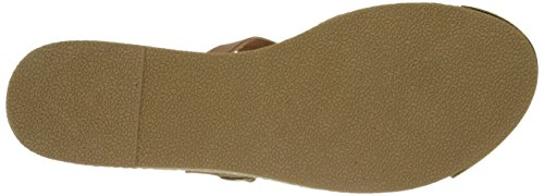 Qupid Women's Canyon-01 Espadrille Sandal Cognac vFyUC6