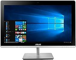 """ASUS V230ICGT-BF137X - Ordenador de sobremesa todo en uno táctil de 23"""" FullHD (Intel Core i7-6700T, 8 GB de RAM, HDD de 1 TB, NVIDIA GeForce 930M 2 GB, Windows 10), negro - teclado y raton USB incluidos"""