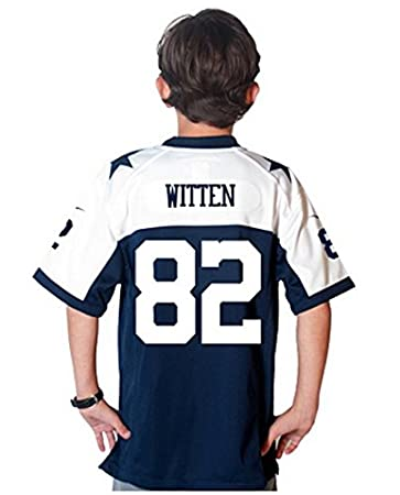 huge selection of 71cc5 e527f Dallas Cowboys Youth Jason Witten Nike Game Throwback Jersey
