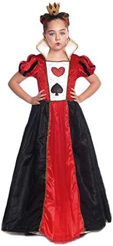 Disfraz Reina de Corazones niña Infantil para Carnaval (2-4 años ...