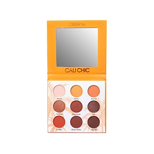 (BEAUTY CREATIONS Cali Chic Eyeshadow Palette )