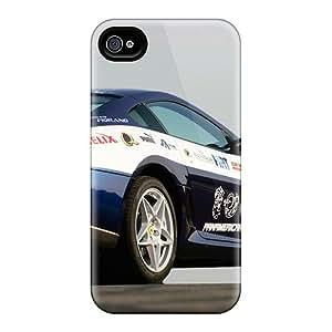 Fashion ESpfWBW70qXjmM Case Cover For Iphone 4/4s(ferarri)