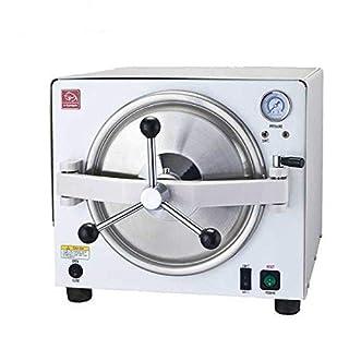 Zgood 18L Lab Autoclave Sterilizer Vacuum Steam Class N Mini Thermal Sterilizer