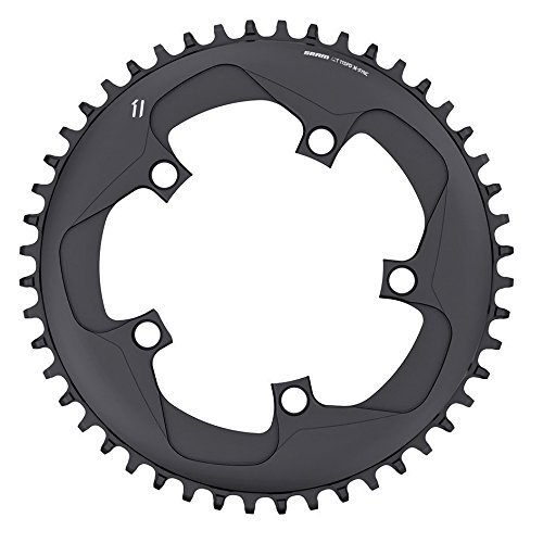 SRAM 11S 42T 110mm Chain Ring X-Sync Black [並行輸入品] B075K2XR4B
