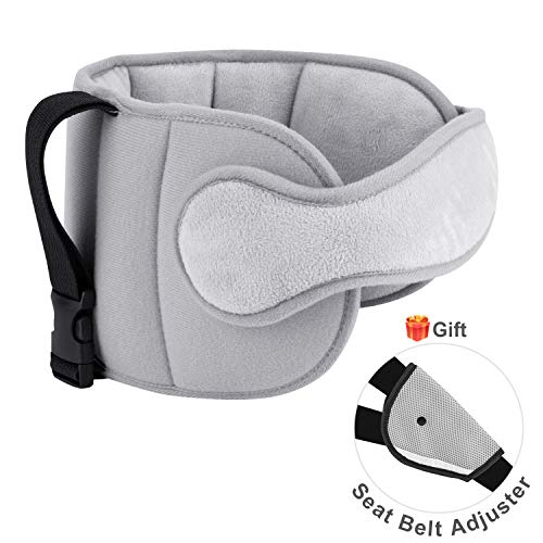 Head Support Travel Car Seat Stroller Child Head Protection Neck Relief for Toddler Baby Kids