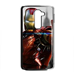 Iron Man Design Pesonalized Creative Phone Case For LG G2