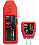 Triplett Sniff-It 2 9601 Non-Contact AC Voltage Detector with Adjustable Sensitivity Control, 5-600 VAC
