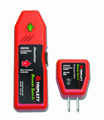Triplett Breaker Sniff-It 9650 Digital Circuit Breaker Locator