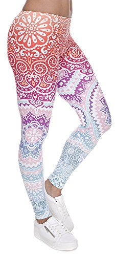 ndoobiy-digital-printed-womens-full-length-yoga-workout-leggings-thin-capris-colored-shapes