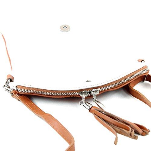 d'embrayage ital en petit Sac cuir sac d'embrayage cuir sac Z1Tpnqwx