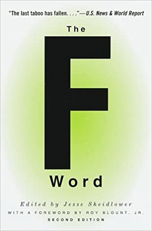 Amazon the f word second edition 9780375706349 jesse the f word second edition subsequent edition fandeluxe Gallery