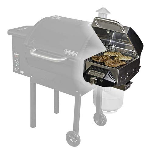 Camp Chef Pellet Grill Accessory SmokePro BBQ Propane Sear Box