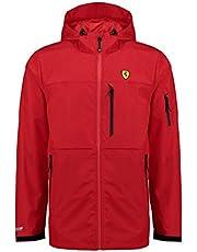 Scuderia Ferrari Formula 1 Men's 2018 Red Rain Jacket