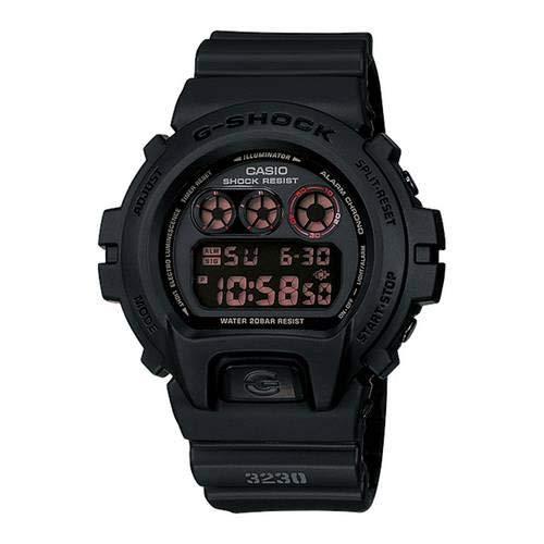 Relogio Masculino Casio G-Shock Anadigi - Dw-6900Ms-1Dr - Preto