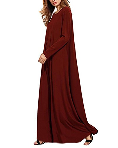 long sleeve and long evening dresses - 7