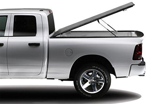 Extang 8475 Full Tilt Hinged Tonneau Cover - fits F150 (5 1/2 ft bed) 15-18 (Bed Covers Tonneau Hinged Tilt)