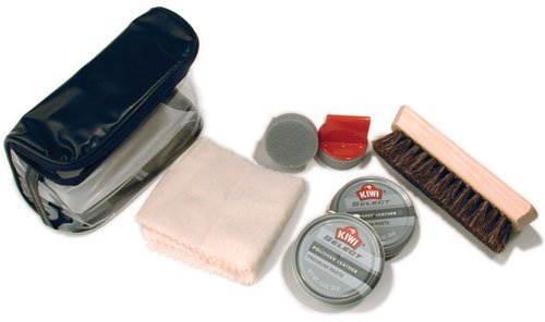 Kiwi Select Shoe Care Kit