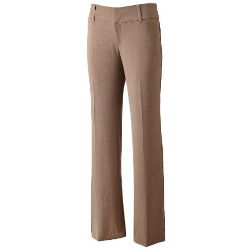 AB Studio Milan Straight-Leg Pants -16 Short., used for sale  Delivered anywhere in USA
