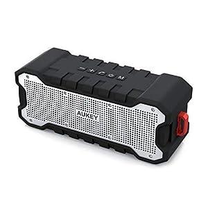 AUKEY Enceinte Bluetooth Portable Waterproof IPX7 avec 30 Heures de Lecture, Haut-Parleur Bluetooth Portable sans Fil pour Portable et Tablette 8