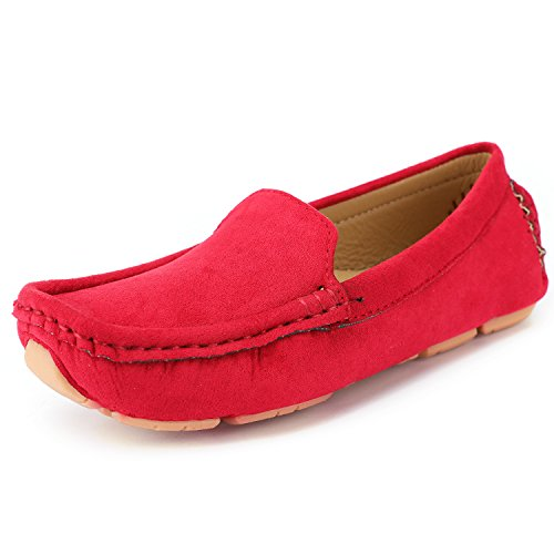 UBELLA Girl's Boy's Kids Slip-on Loafers Casual Flat Dress Shoes(Toddler/Little Kid/Big Kid) by UBELLA