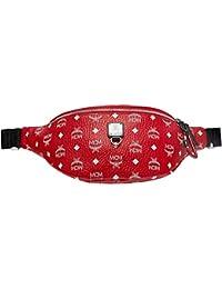PROJECT (RED) Belt Bag, Viva Red/White Logo