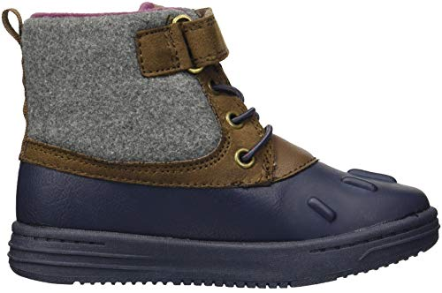 Pictures of Carter's Kids Boy's Bay2-b Navy Duck Boot Fashion CF180272 3