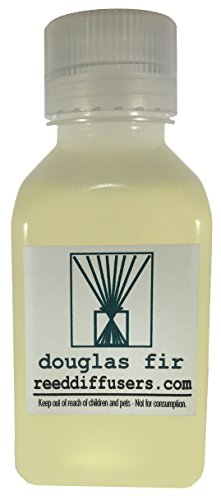 Douglas Fir Fragrance Reed Diffuser Oil Refill - 8oz - Made in the USA