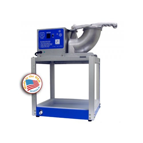 Paragon Simply-A-Blast Commercial Ice Crusher Sno Cone Non-US 220V 50Hz 6233300 by Paragon