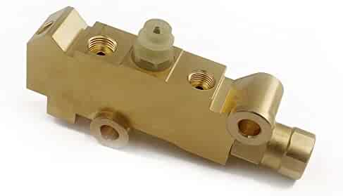 Shopping Proportioning Valves - Brake System - Replacement
