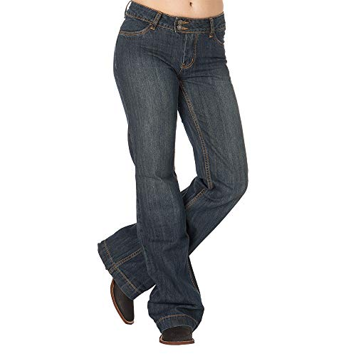 Stetson Women/'s 214 Fit City Trouser Jeans 11-054-0202-0030 BU