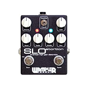 Wampler Pedals SLOstortion