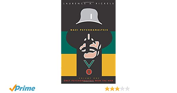 Nazi Psychoanalysis v1 (Nazi Psychoanalysis (Paperback