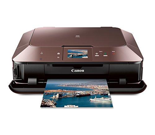 Canon PIXMA MG7120 Wireless Color Photo All-In-One Printer,