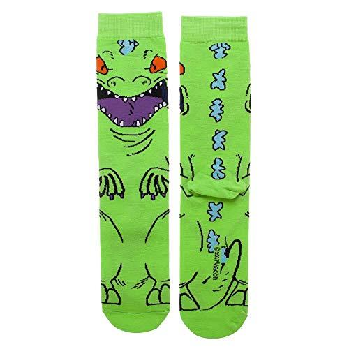 Rugrats Reptar Socks Cartoon Gift – Rugrats Socks Reotar Socks Cartoon Socks