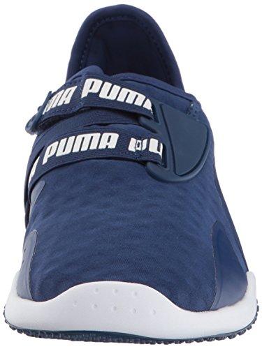 Puma Womens De Wn Ballet Plat Bleu Profonds-bleu Profonds