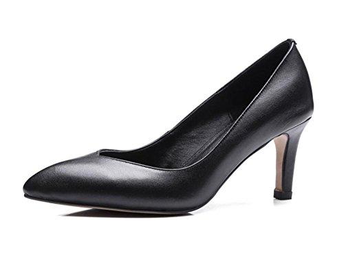 boca zapatos alto verano de black bien de con la de zapatos sandalias baja los tacón escoge mujeres 8qPHpw