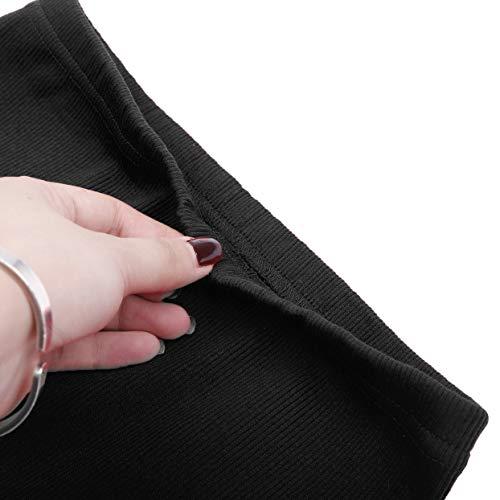 Donne Esterno Dell'anca Molla Del Tellaboull Di Matita Gonne For Dell'ufficio Della Pannello Delle Pacchetto Sottili Allungamento qBSfgw