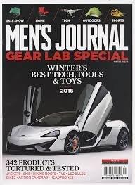 Men's Journal Gear Lab Special Winter - Gear Journal Mens