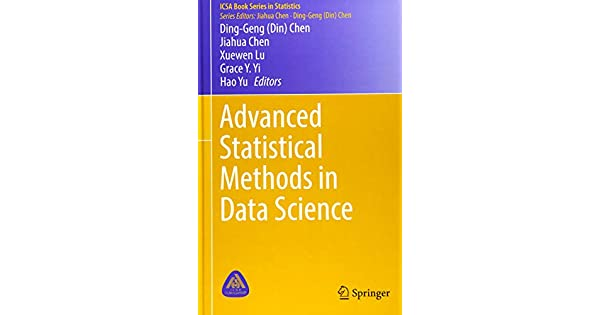 Advanced Statistical Programming for Data Science, Analysis and Finance
