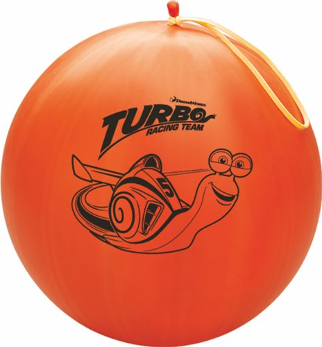 Pioneer National Latex Turbo Punch Balls, Assorted, 6-Piece