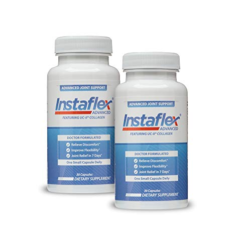 Instaflex Advanced 30 Capsules Each - Twin Pack (Support 90 Caps)