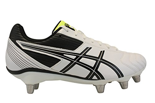 Lethal Tackle Rugby Boots - White Blanco - blanco