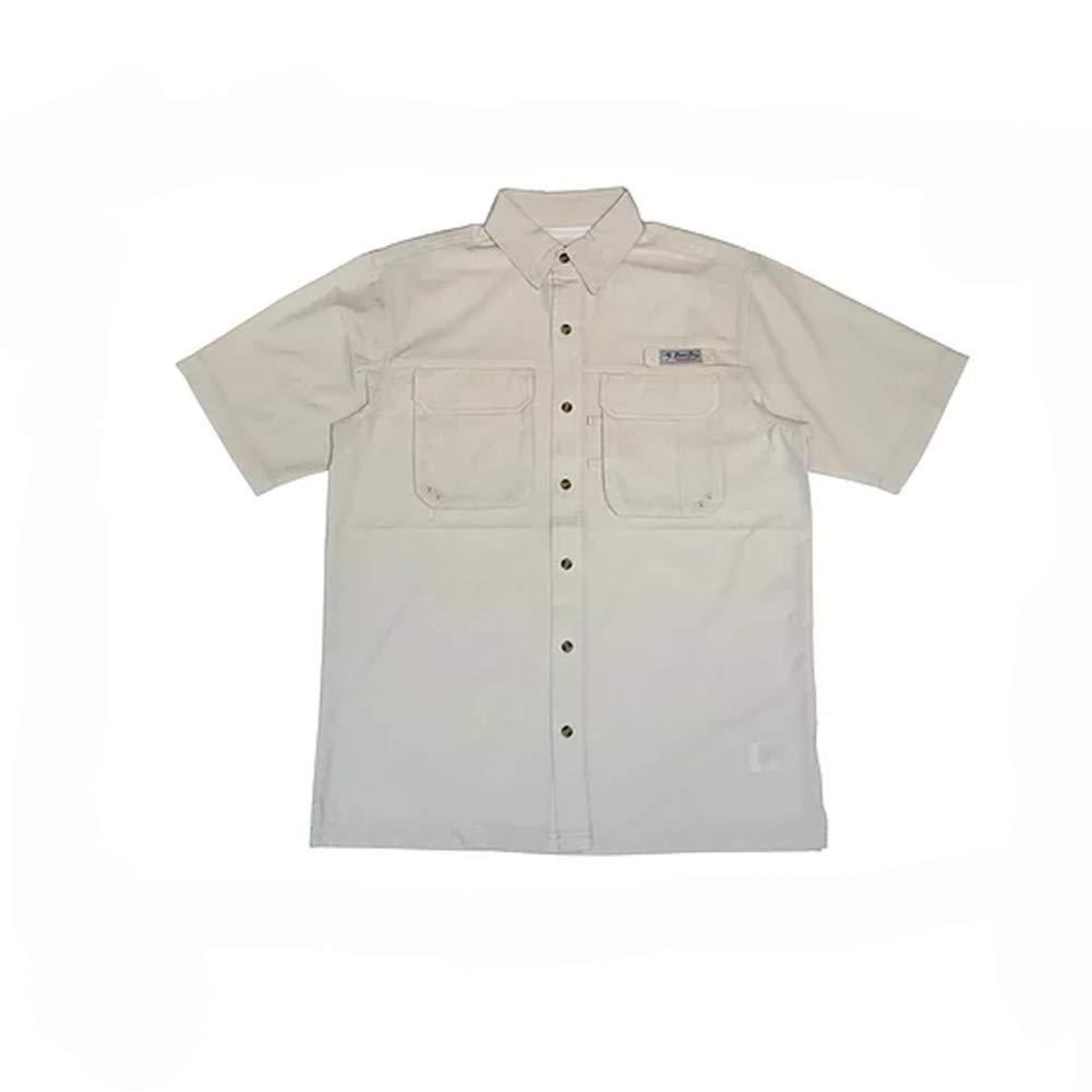 Bimini Bay Outfitters Bimini Flats IV Bloodguard, Color: Stone, Size: XL (11700-ST-XL) by Bimini Bay Outfitters