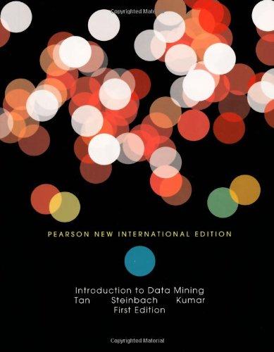 Introduction to Data Mining -  Pang-Ning Tan, Paperback
