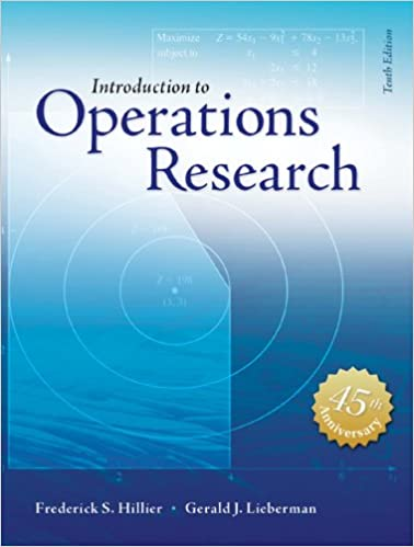 ((FULL)) Introduction To Operations Research: Introduction To Operations Research (Irwin Industrial Engineering). business Ultimate Kenya tecnico atencion courses garantia Music