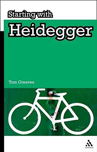 Starting with Heidegger
