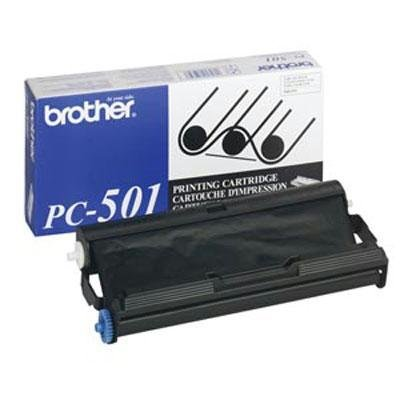 New Brother International Black Ribbon Cartridge Thermal Transfer 575 Fax Machine